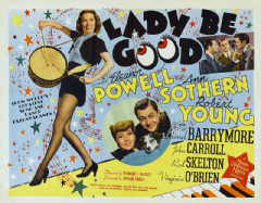 Lady Be Good 1941 DVD - Eleanor Powell / Ann Sothern